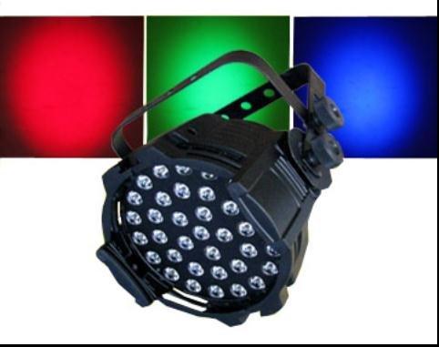 1w*36 RGB LED PAR KING LED Lamp Stage Lights 177pcsX10mm RGB LED PAR64(BS-5103)(China (Mainland))