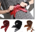Free shiping,Lady bowknot belt bind wide belt,4 Colors,040722 soft leather waistband /waist belt can mixed