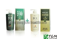Hot around world!! zhang Guang 101 hair shedding proof Shampoo 400g/pcs + hair repair conditioner 400g/pcs hair loss therapy