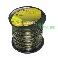 CAMO CARP FISHING LINE 10LB 800M BULK SPOOL DISTANCE STRONG FC09