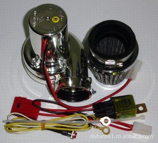 Motorcycle electric turbocharger suite
