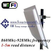 WiFi UHF integrated mid-range reader 1-5m