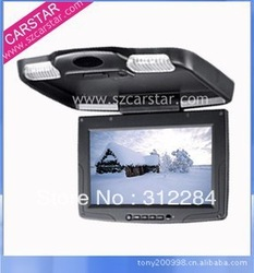 2013 HOT !!! 9 Inch Car LCD Roof Mounted Monitor(China (Mainland))