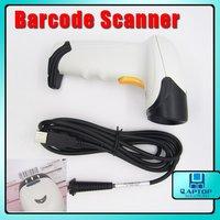 Free shipping USB Barcode reader Handy scanner Portable Bar code Hand 2pcs/Lot