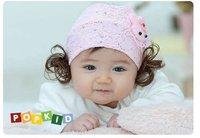 Cute Baby Toddler Kids Girls princess HeadBand HairBand Bow hairpiece cap