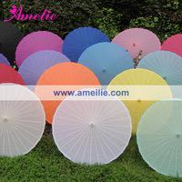 Wholesaler Wedding Chinese Umbrella,Nylon Cloth Umbella,Craft Umbrella