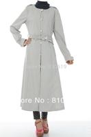 Islamic TURKISH Women's JILBAB , Coat TK-090  Series(MOQ: 1 Piece) ,(Abaya , Jilbab, muslim woman's cloth )