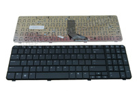 NEW Laptop Accessories Parts Replacement for HP Presario CQ61-100 CQ61-200 US Keyboard 539618-001  (K576)