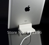 For iPad 2 and iPad 1 Universal Dock Cradle Charger Station with retail packing,High quality,Freeshipping