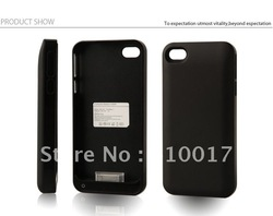 for iphone4g accessories,wireless boost case,slim power pack case for iphone 4 4s(China (Mainland))