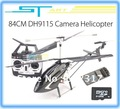 Biggest Camera rc helicopter Double Horse 9115 helicopter 3CH 2.4G dh9115 Helicopter W/ Built-in Gyro Wholesale