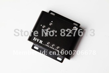 In stock! mini dvr 2ch can connect with 2cameras