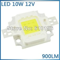 10pcs 12 V 10 W High Power integrated White LED lamp bead,LED Bulb IC SMD Lamp Light High Power