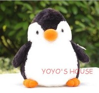 Shipping Free--Best Gift AURORA 45cm Cute Penguin Plush Toys/Stuffed Toys (Size:L)