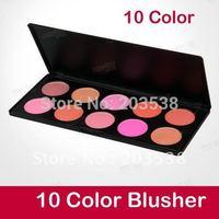10 Color professional Makeup Powder Cosmetic Blush Powder Blusher Palette Blusher Cosmetics Make Up