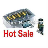 CE RoHS new  NiCad Ni-MH AA AAA 1.2V 1.5V 9V batteries LCD intelligent universal Alkaline Battery Charger
