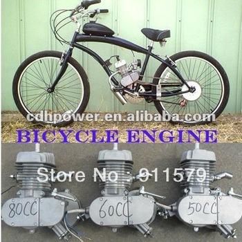 Kit Motor Bicicleta, A80 60cc, Motorized Bicycle Engine Kit, Gas Motor Kit