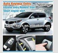 Window Closer Car alarm security system Remote Keyless Window Roll Up Car Alarm module for KIA Sportage