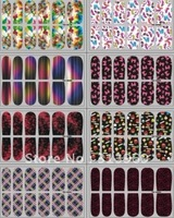 New arrival 122+ styles, Real Nail Polish Sticker  12pcs/set ,Nail patch sticker  Nail stickers  Strips