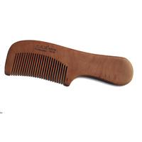 Free Shipping peach wood combs,Natural Hair Care Healthy Combs,combs,sandwood natural health care hair care