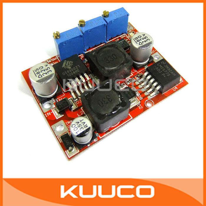 Преобразователь Adjustable Converter 5 /dc : 4/35v, : 1,25 25 0/4a #090424 DC Converter