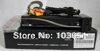2pcs/lot Digital satellite 500C /500S receiver DHL free shipping