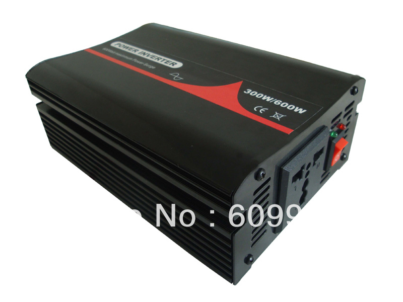 Full power 300w pure sine wave power solar inverter for home lighting system(China (Mainland))