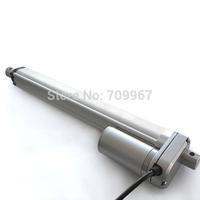 27mm/sec=1.08inch/sec speed 300N=30KG=66LBS load 8inch=200mm stroke 12V small linear actuator type LA11
