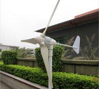 Free shipping! 400W Five blades Wind Turbine DC12V/DC24V(CP-WG-400W)