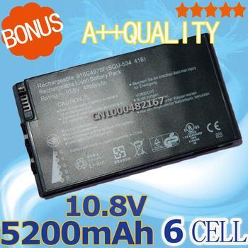 Laptop Battery For Lenovo  SQU-418 SQU-534 7299-QA0EF6E487 916C4970F R211 Hasee V2100D B363S B370S B370 B740G B730G B363S 6000I