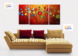 Free Shipping !!! Huge Modern Abstract Oil Painting On Canvas ,House Painting JYJATH033(China (Mainland))