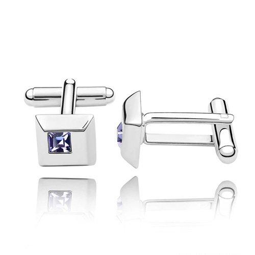 promotion/fashion jewelry /cufflinks/ cuff links/ men cufflink /made with Austrian Elements#79291
