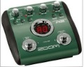 EMS Shipping Wholesale Zoom A2 Multi-Effects Acoustic Guitar Pedal with 47 Effect Types