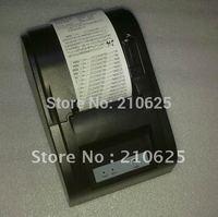 2'' 58mm black  usb port  thermal receipt/mini/pos printer 5890T thermal bill printer