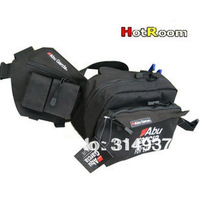 Free shiping !!50% off on sale abu fishing bags waterproof material/fishing tackle wholsale price