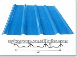 roof corrugated galvanized coated steel sheet(China (Mainland))