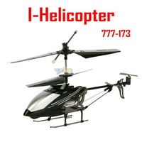 Free Shipping New Promotion I Helicopter 777-173 3.5ch iPhone Controlled Helicopter With Gyro - 14001633