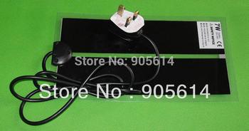 Heat Heated Pad Reptile Amphibians Mat 15x28cm UK Plug