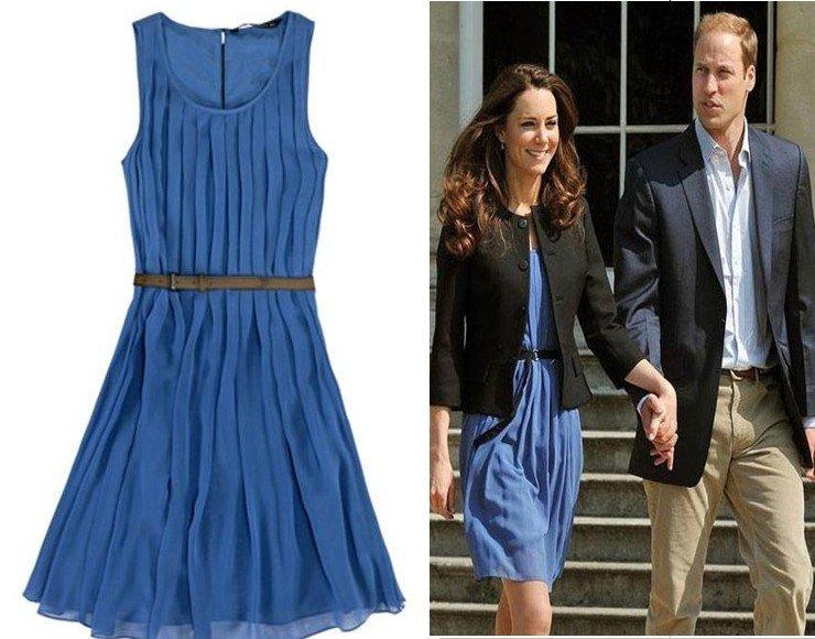 Женское платье A-YA ,  AD20120503A платье modna ya цвет коралловый