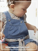 Free shiping baby  baby clothing Wholesale Baby summer suits ( white color shirt + Strap jeans) 2pc sets in stock HOT SELL  New