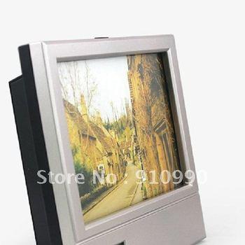 Frame Decor Digital Home Desk Alarm Clock for Free Shipping