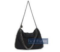 TOP  QUALITY  Top    Imported Microfiber PVC  Handbag  Falabella Lady Bag  Shoulder  Handbag   Women Handbag