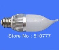 E27 1*3W LED Candle light