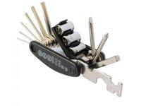 16 in 1 Multi-function Bike Bicycle Repairing Tools Kits