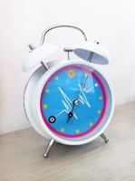 pool alarm clock,white billiard clock,  billiard decoration, Christmas fashion alarm clock gift.decoration