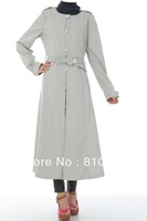 Islamic TURKISH Women's JILBAB , Coat TK-090  Series(MOQ: 1 Piece) ,(Abaya , Jilbab, muslim woman's cloth )