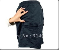 HOT!! Free Shipping New Men's Mountain Bike Shorts Padded Cycling Bicycle PAD Pants Size M-XXL