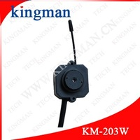 Promotion Hot 2.4Ghz Wireless AV Mini Camera Audio Video 100m Transmission Distance CMOS Camera