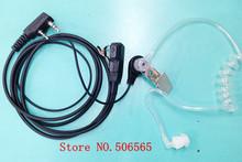 earpiece earphone for TK3107/2107/378 two way radio