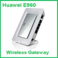 Real Free shipping Huawei E960 3G WIFI Wireless Modem Router